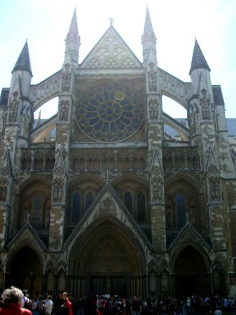 Traveling London - Westminster Abbey