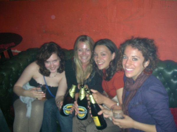 American Girls in London