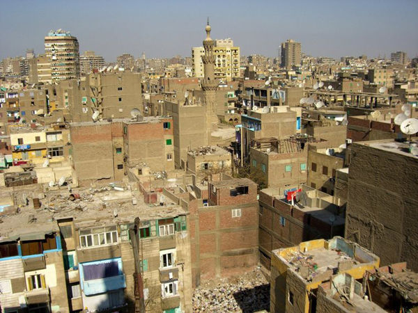 Spending a few days in Cairo, Egypt :: City views