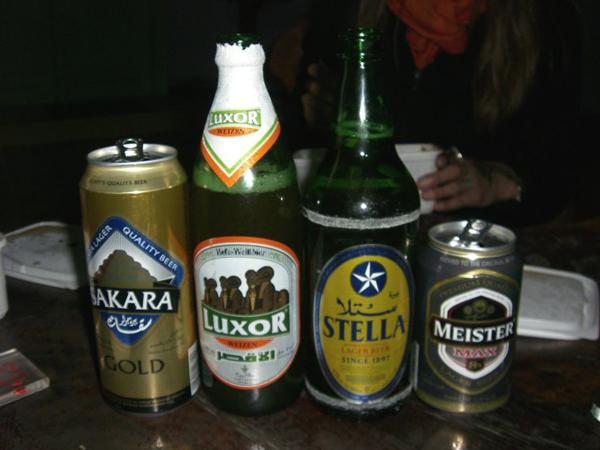 Spending a few days in Cairo, Egypt :: Egyptian Beer