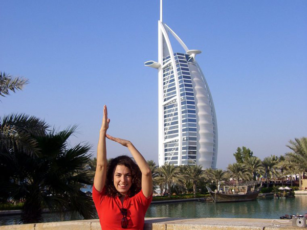 A Few Days in Dubai - A View of Burj al Arab