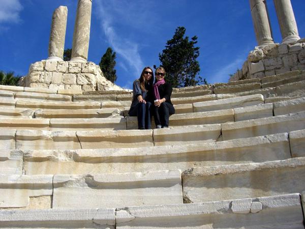Alexandria, Egypt Roman Ampitheater