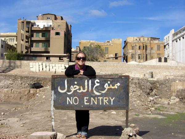Exploring Alexandria, Egypt