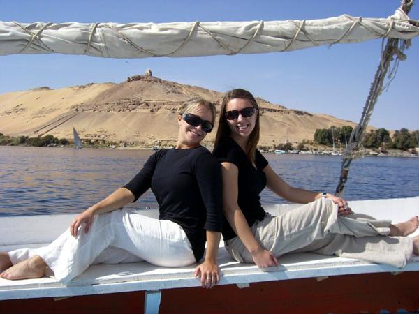 Aswan, Egypt - Sailing the Nile