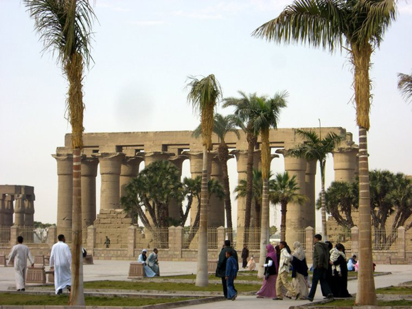 Exploring Luxor, Egypt - Monuments and Ruins