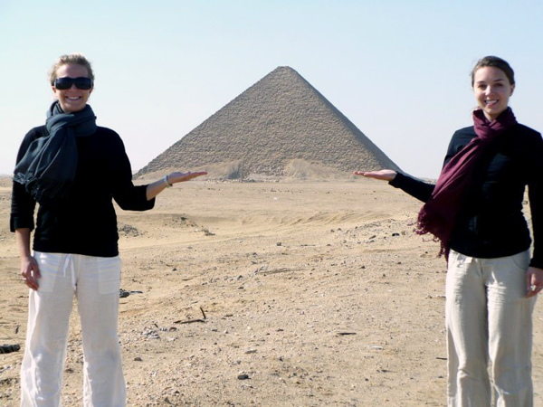Cairo, Egypt, Part I - Exploring the Pyramids
