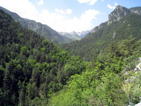 Greek Road Trip - Mount Olympus