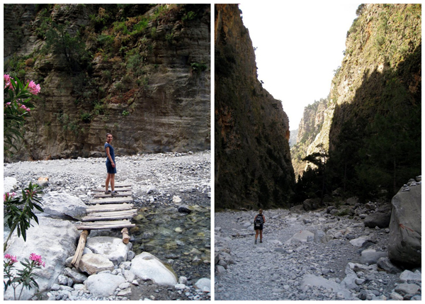 Exploring Crete, Greece - Samaria Gorge