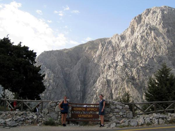Exploring Crete, Greece - Samaria Gorge