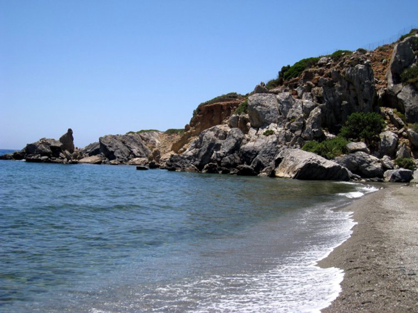 Exploring Crete, Greece - Hidden Beaches