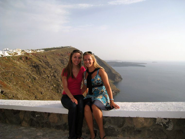 Santorini Greece - Hiking