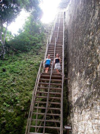 Flores and Tikal, Guatemala
