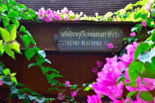 Studio Naenna Chiang Mai, Thailand   Running Blonde
