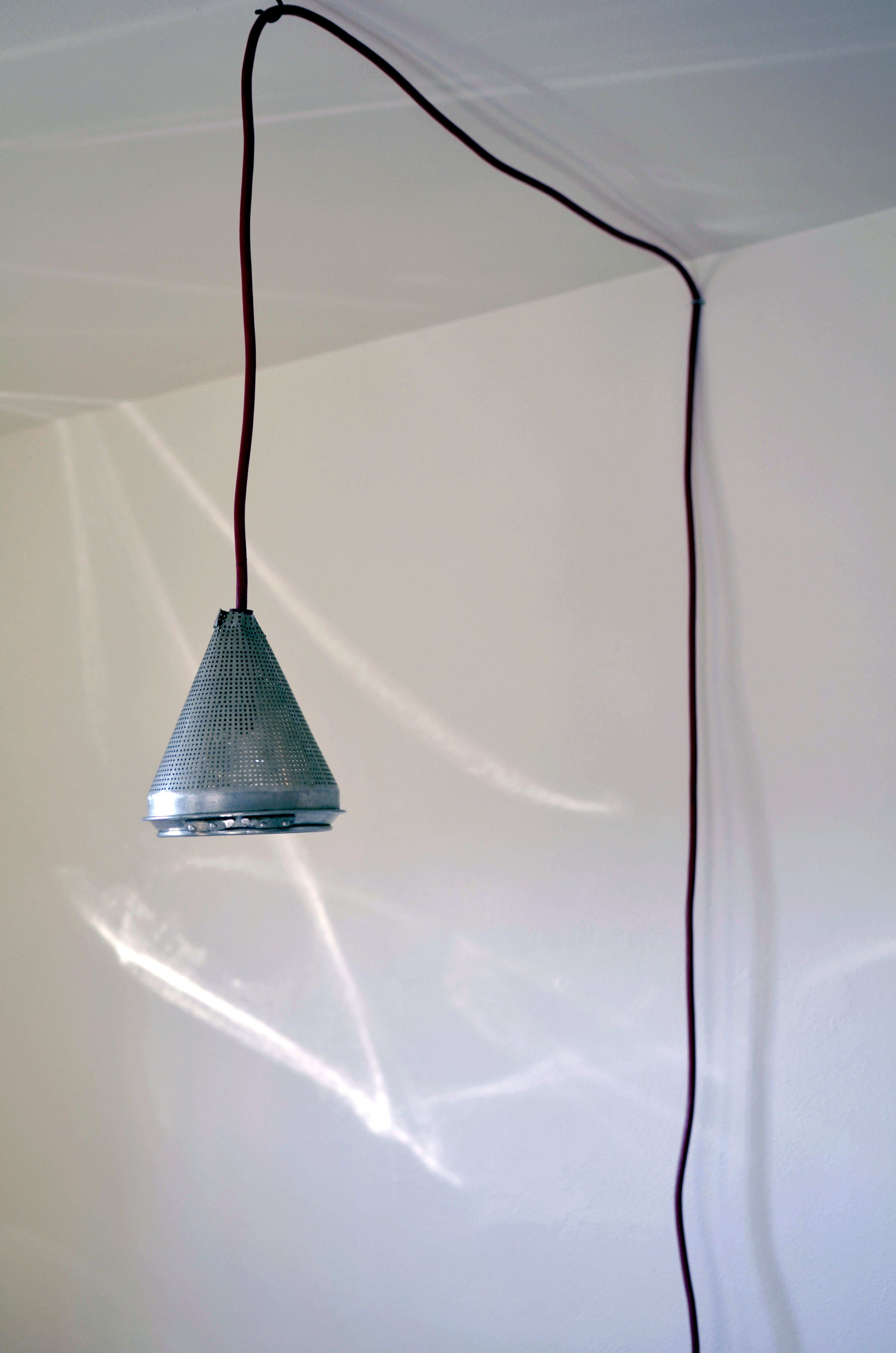 6 - Diy Hanging Lamp