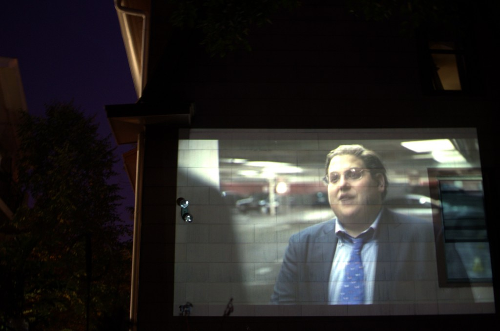 How to Setup Backyard Movie Night for Summer