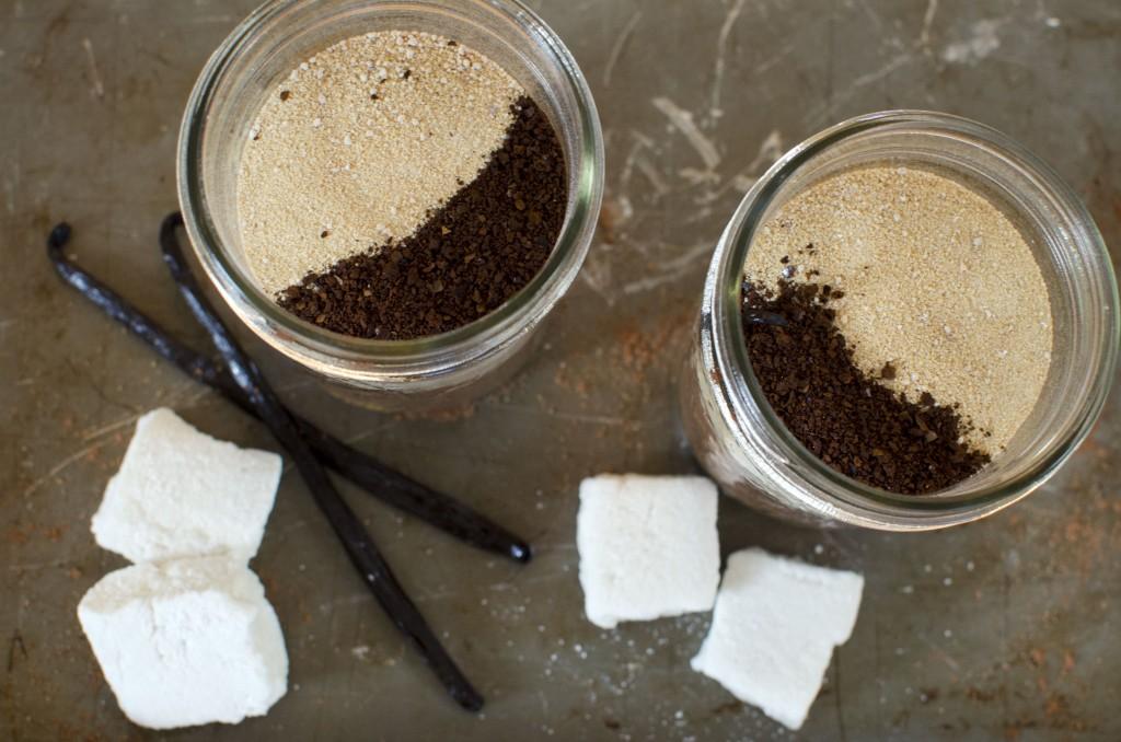 Maple Hot Cocoa Mix + Free Labels {Recipe}
