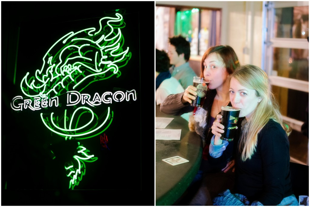 Green Dragon Brewpub Portland | A Side of Sweet