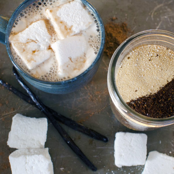 Maple Hot Cocoa Mix | A Side of Sweet