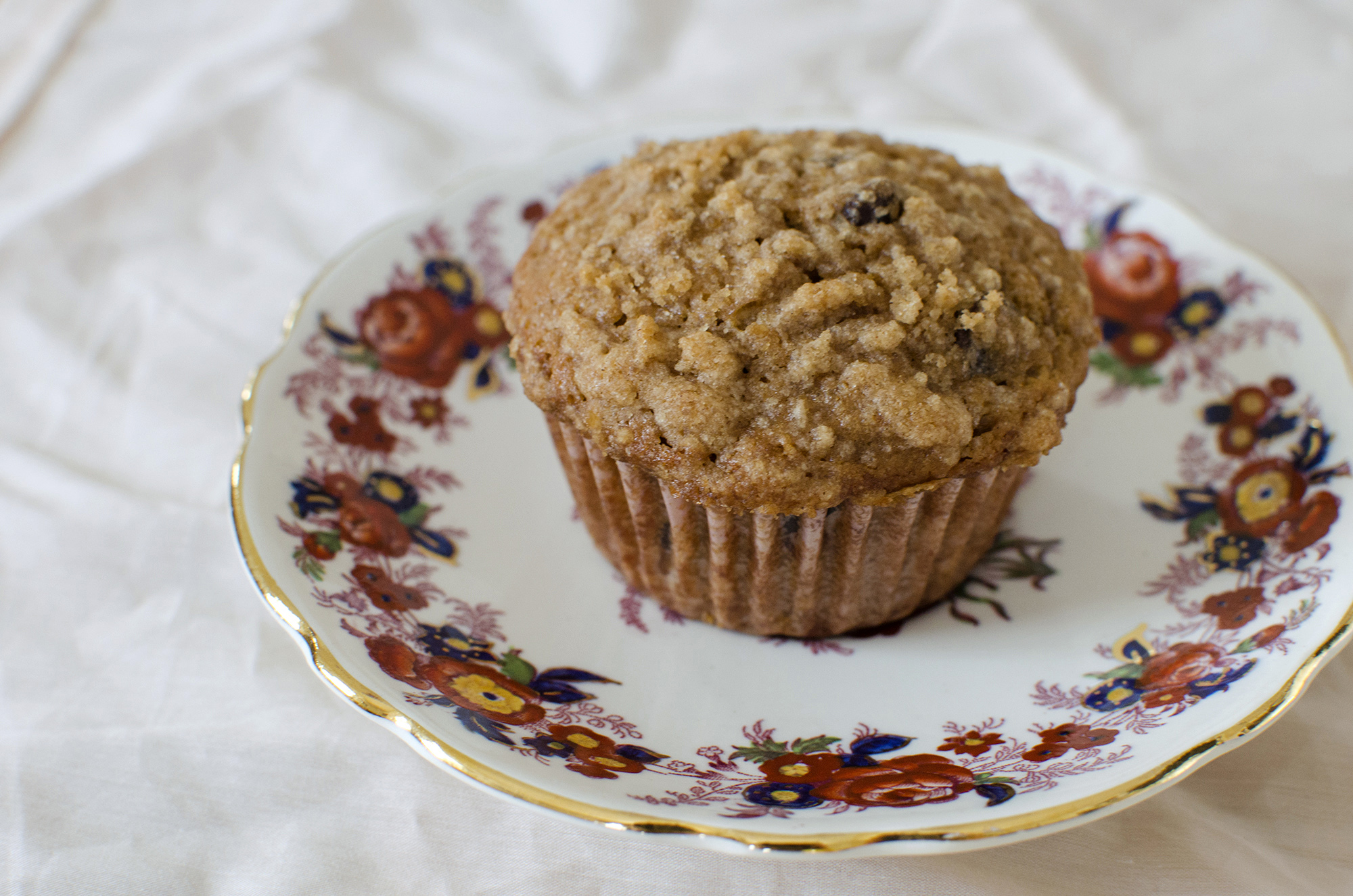 Coffee Cake-Chocolate Chip-Cappuccino Muffins Recipe