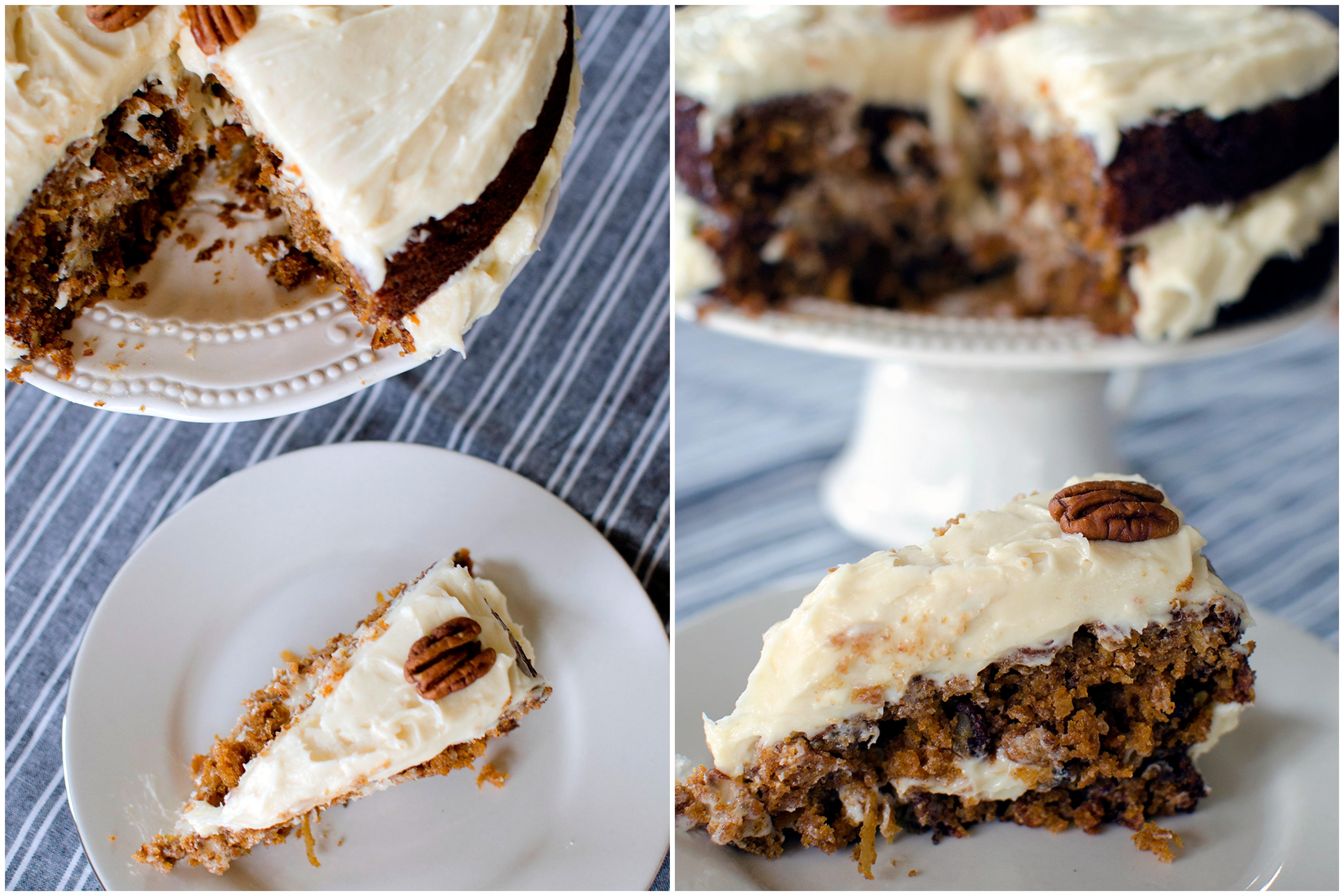 Best Carrot Cake Recipe   A Side of Sweet