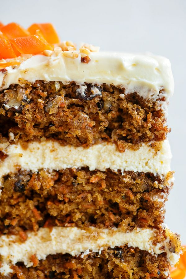 Recipe How to Make Carrot Cake from Scratch