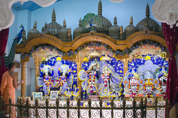 Things to Do in Rishikesh India - Hare Krishna Temple