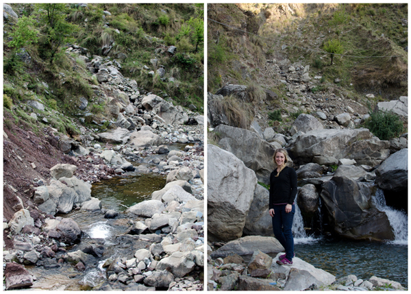 Hiking in Mcleod Ganj and Bhagsu Falls