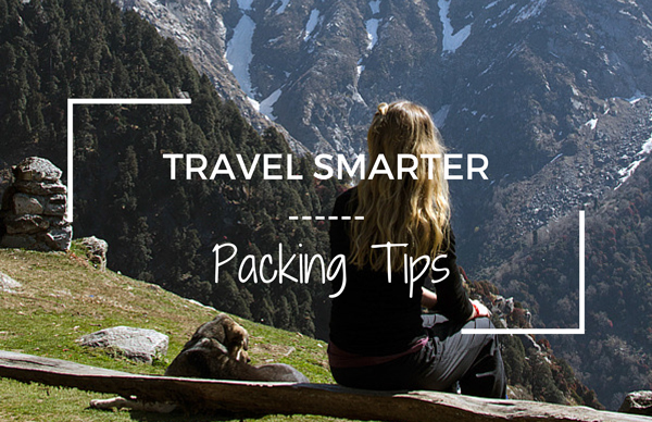 Travel Smarter :: Great List of Packing Tips!