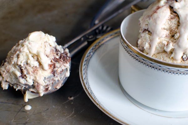 Tiramisu Ice Cream Recipe - So decadent!