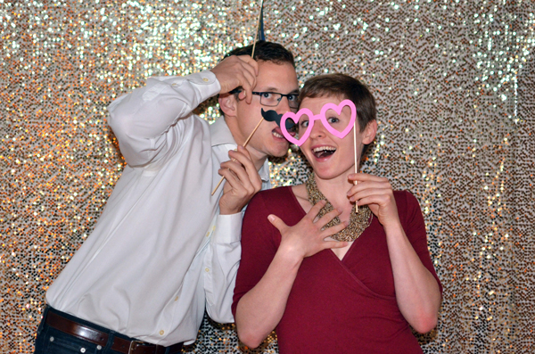 Our Wedding Photobooth + a Free Photobooth Instructions Download