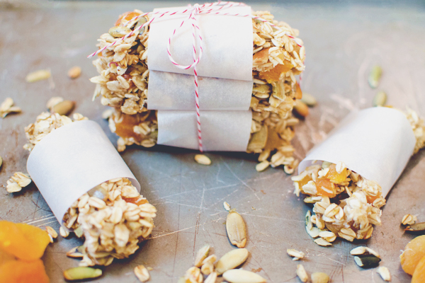 Basic Granola Bar Recipe