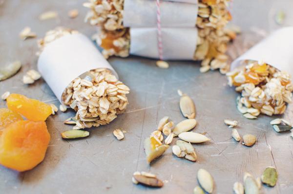 Basic Granola Bar Recipe