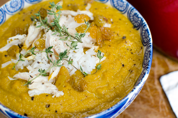 Mulligatawny Soup Recipe - Creamy and bold with Indian Spices