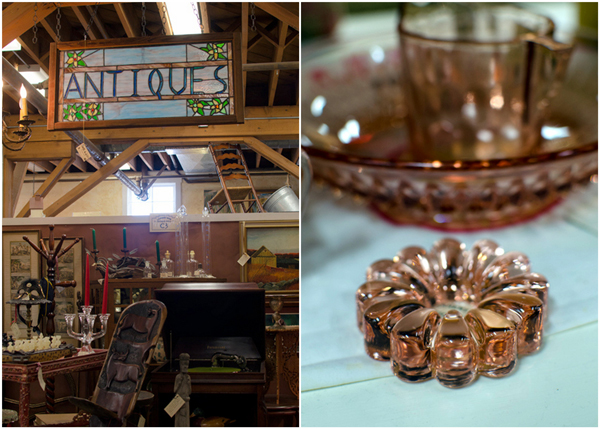 Cannery Row Antique Mall in Monterey California
