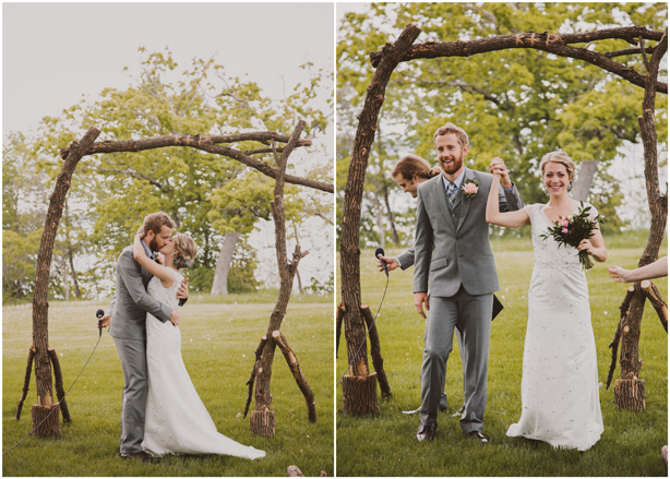 Our Wedding Photos - Married! - Kinsey Mhire Photography