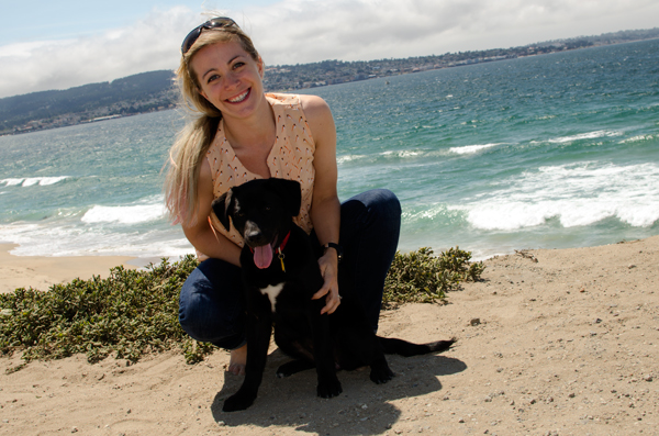 Quick stop in Seaside, California