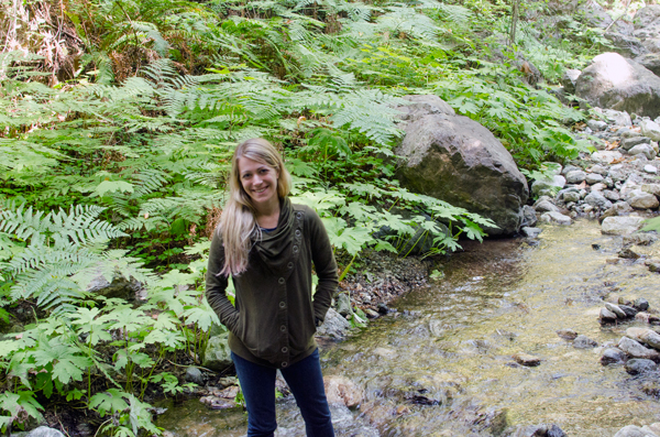 Camping in Big Sur and Los Padres National Forest - Mill Creek Trail