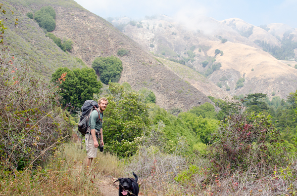 Camping in Big Sur and Los Padres National Forest