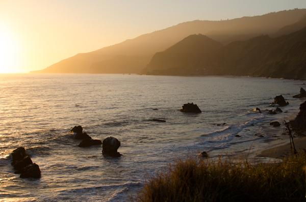 Camping in Big Sur and Los Padres National Forest - Kirk Creek Campground