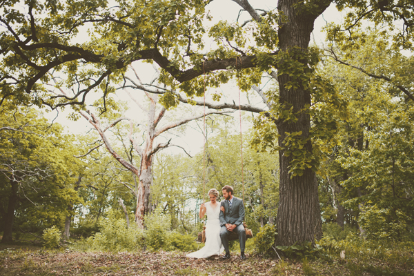 Our Wedding Photos - Madison, WI - Kinsey Mhire Photography
