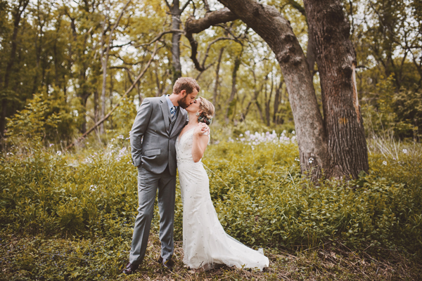 Wedding Photos - Madison, Wisconsin - Kinsey Mhire Photography