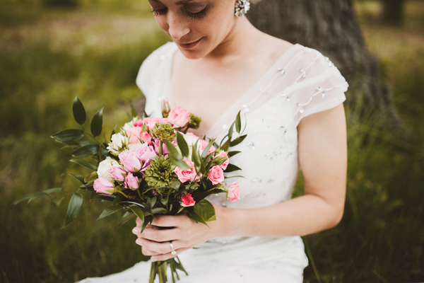Wedding Photos - Lake Monona - Kinsey Mhire Photography