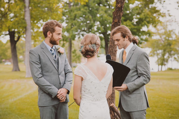 Our Wedding Photos - Madison, WI Wedding - Kinsey Mhire Photography