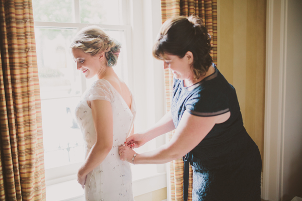 Our Wedding Photos - Getting Ready - Kinsey Mhire Photography