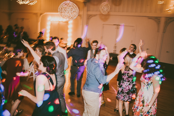 Olin Park Wedding :: Dance Party - Kinsey Mhire Photography