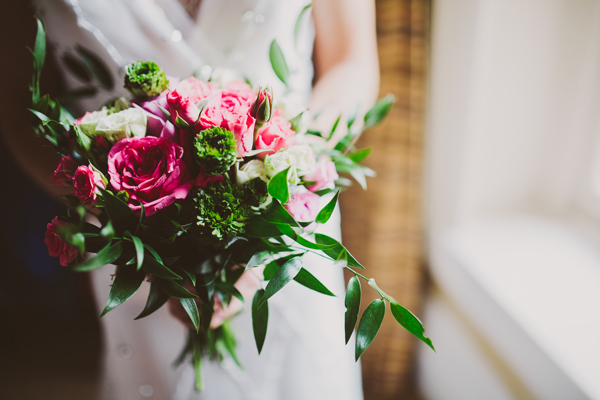 Our Wedding Photos - Wedding Bouquet - Kinsey Mhire Photography