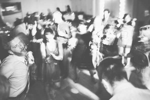 Madison, WI Wedding :: Dance Party - Kinsey Mhire Photography
