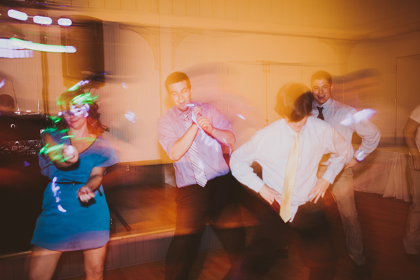 Small DIY Wedding :: Dance Party - Kinsey Mhire Photography