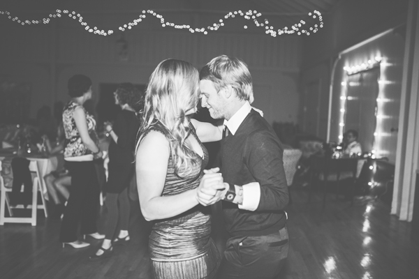 P+K Wedding :: Dance Party - Kinsey Mhire Photography
