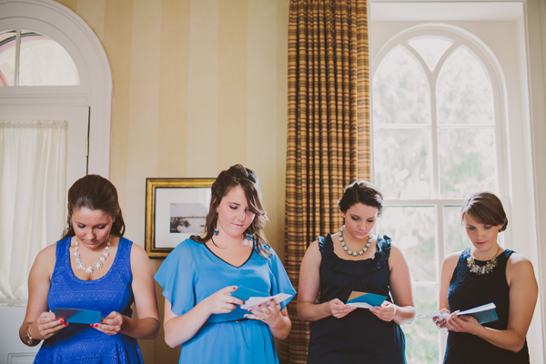 Our Wedding Photos - Bridesmaids Thank Yous - Kinsey Mhire Photography